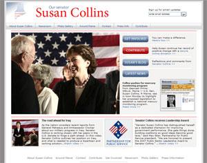 SusanCollins.com